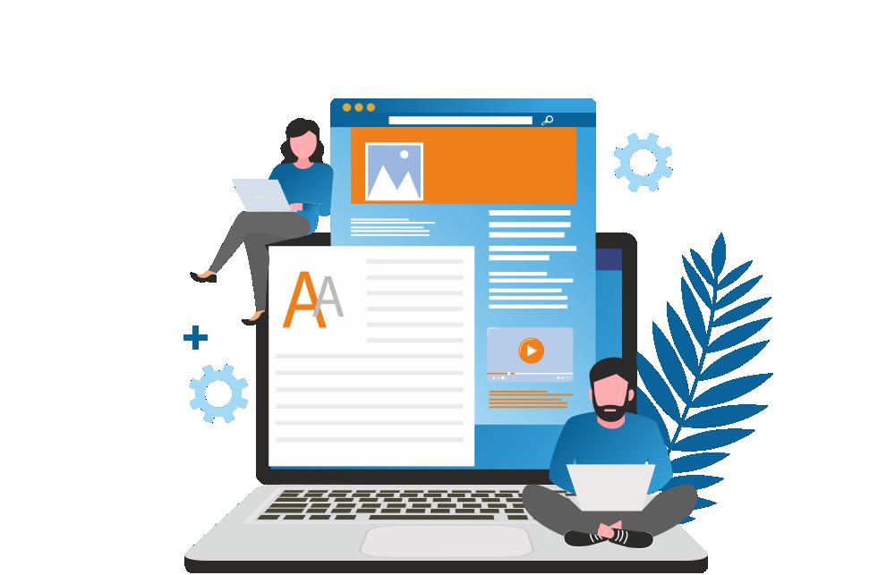 Content Services- Shail Digital
