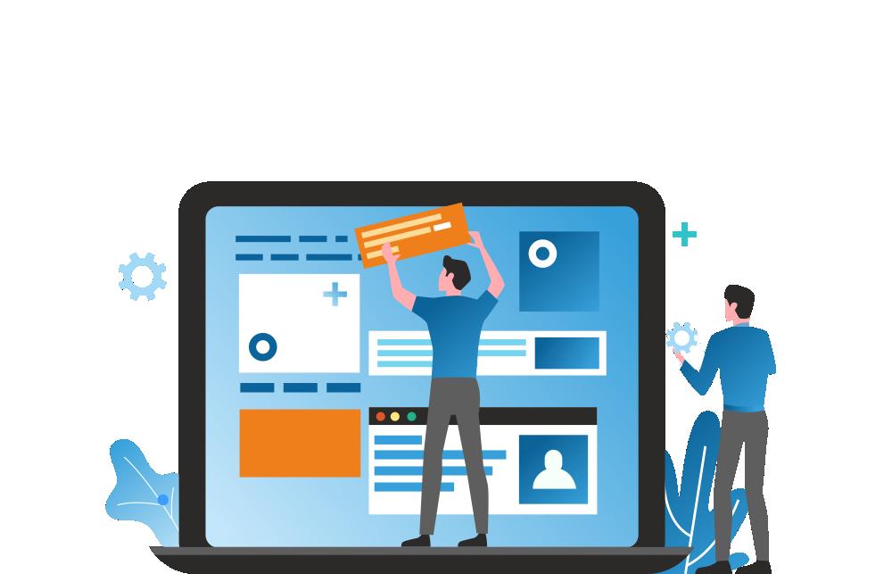 Website Development- Shail Digital